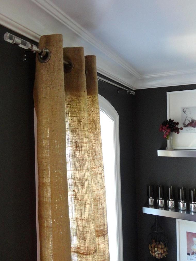 Arpillera opciones para usarla como decoracin en casa
