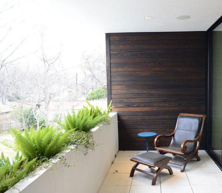 Persianas vallas y rejas de madera para la terraza