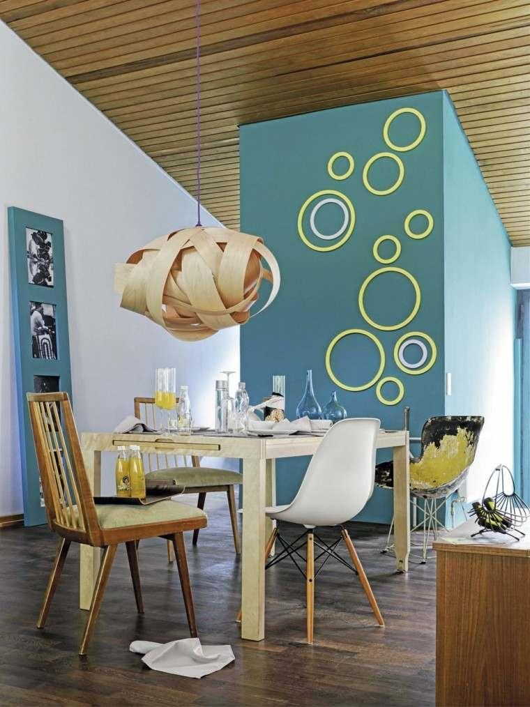 Decorar paredes 25 ejemplos para inspirarse muy atractivos