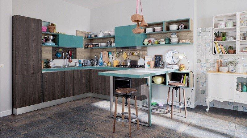 Decoracion de cocinas 36 ideas para enriquecer la cocina