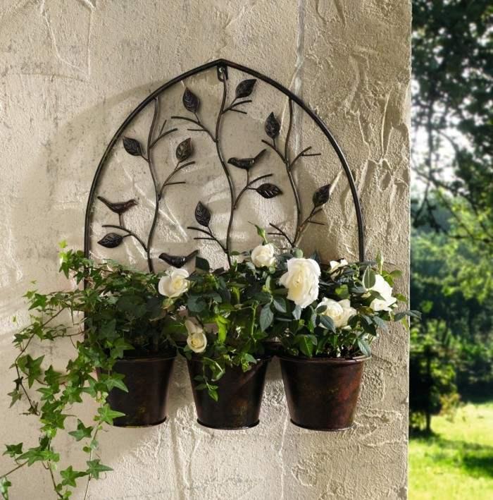 Adornos jardin e ideas originales en 100 imgenes