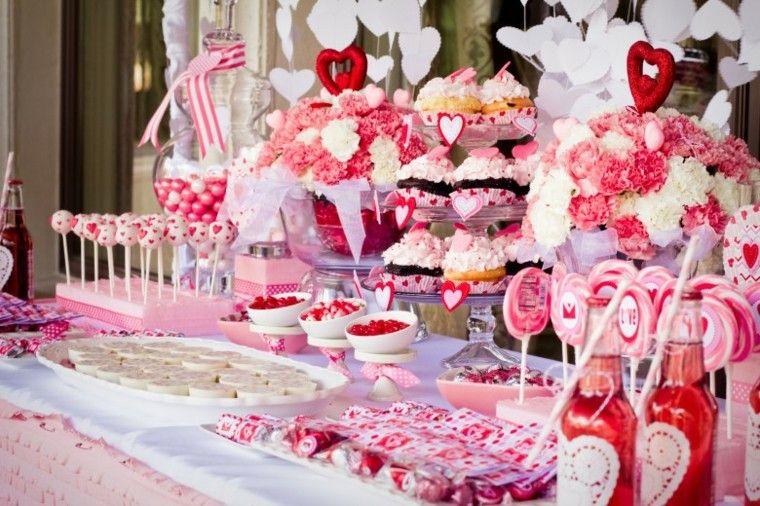 Decoracion san Valentin  ideas que enamoran