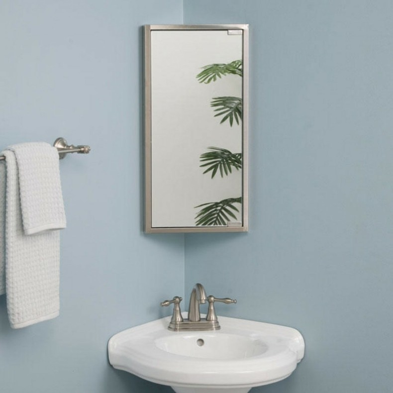 Espejos para baos modernos  38 modelos con estilo