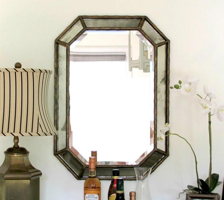 Espejos vintage  diseos retro que marcan estilo