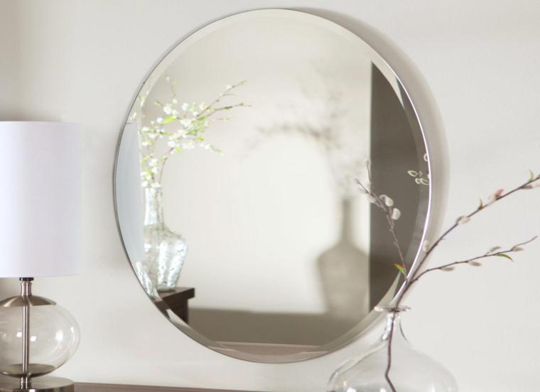 Imagenes De Espejos Decorativos Para La Sala