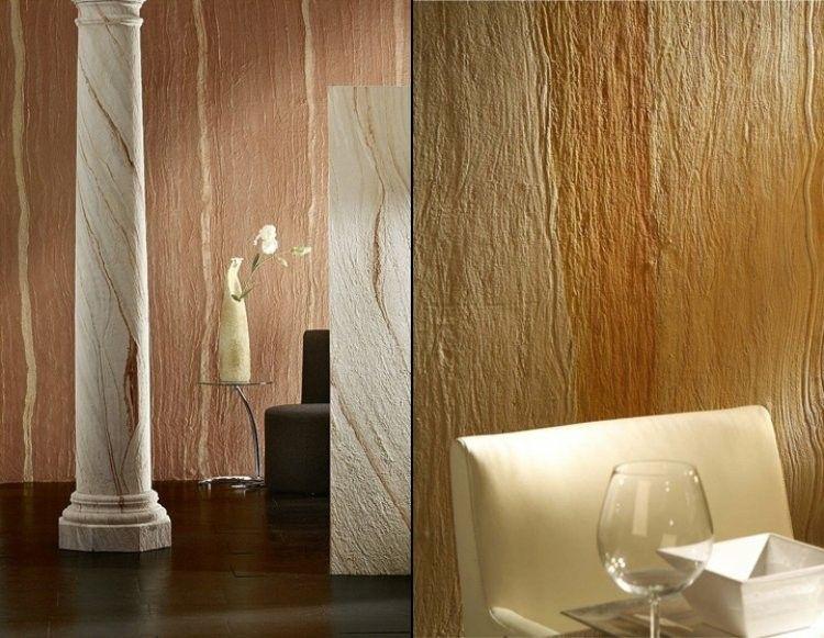 Papel de pared diseo y decorado para variados espacios