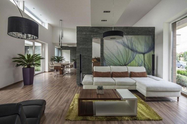 Decoracion de interiores salones modernos 36 diseos