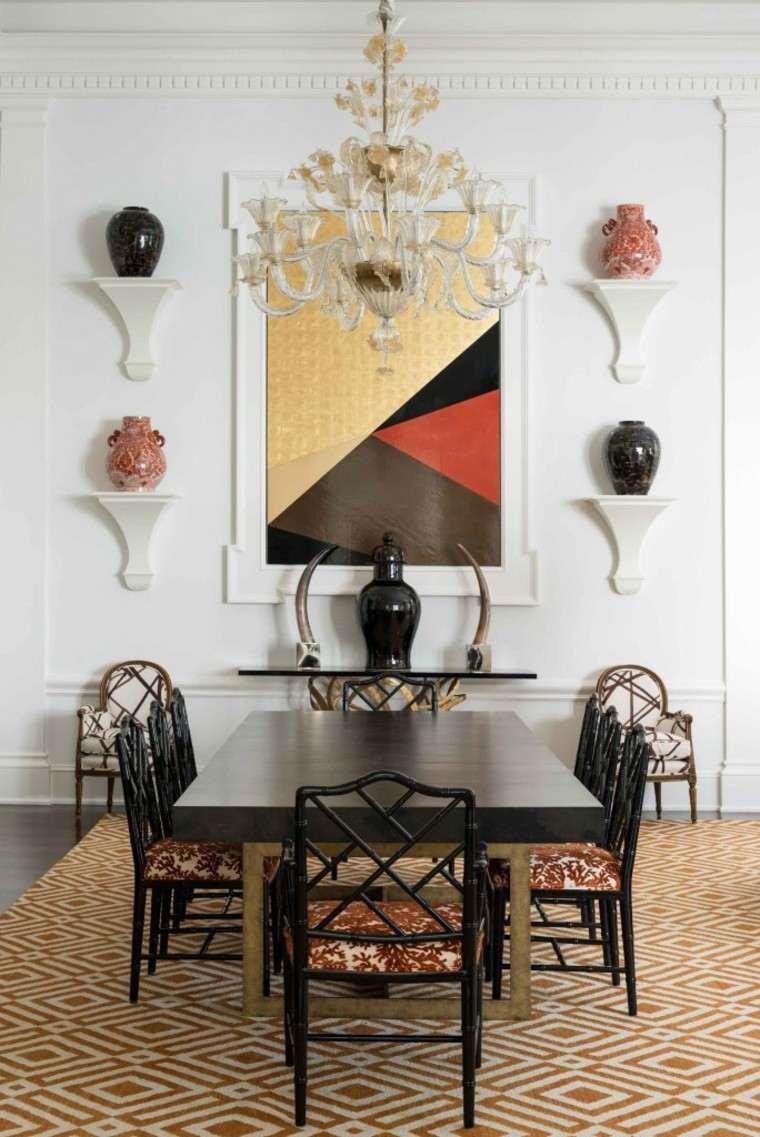 Ideas decoracion moderna para el saln y el comedor