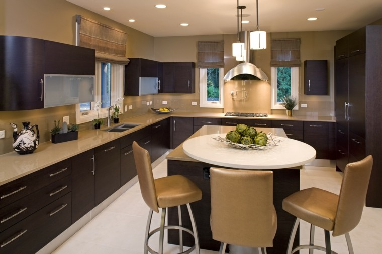 Como decorar una cocina al igual que un diseador