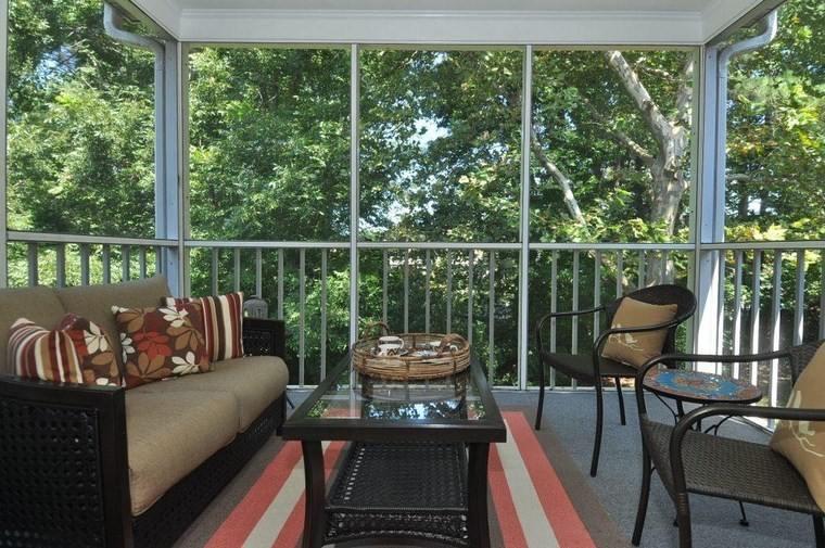 Como decorar una terraza con muebles originales