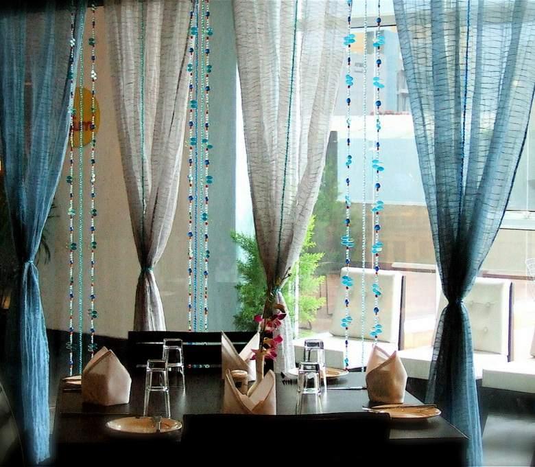 Cortinas de sala y comedor  colores y estampados