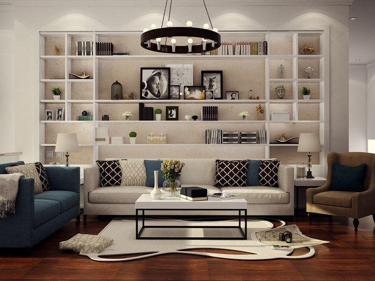 Decoracion de pisos 37 diseos de salones impresionantes