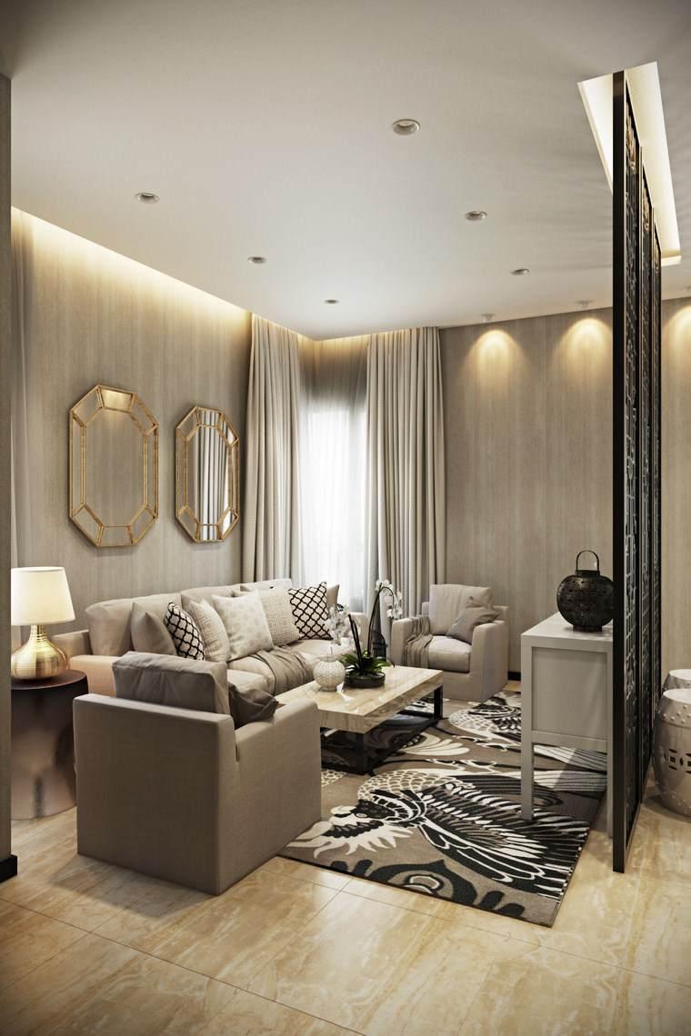 Decorar salon pequeo con estilo y modernidad