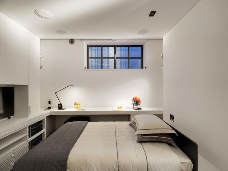 Diseo de moda y confort en el dormitorio  99 modelos