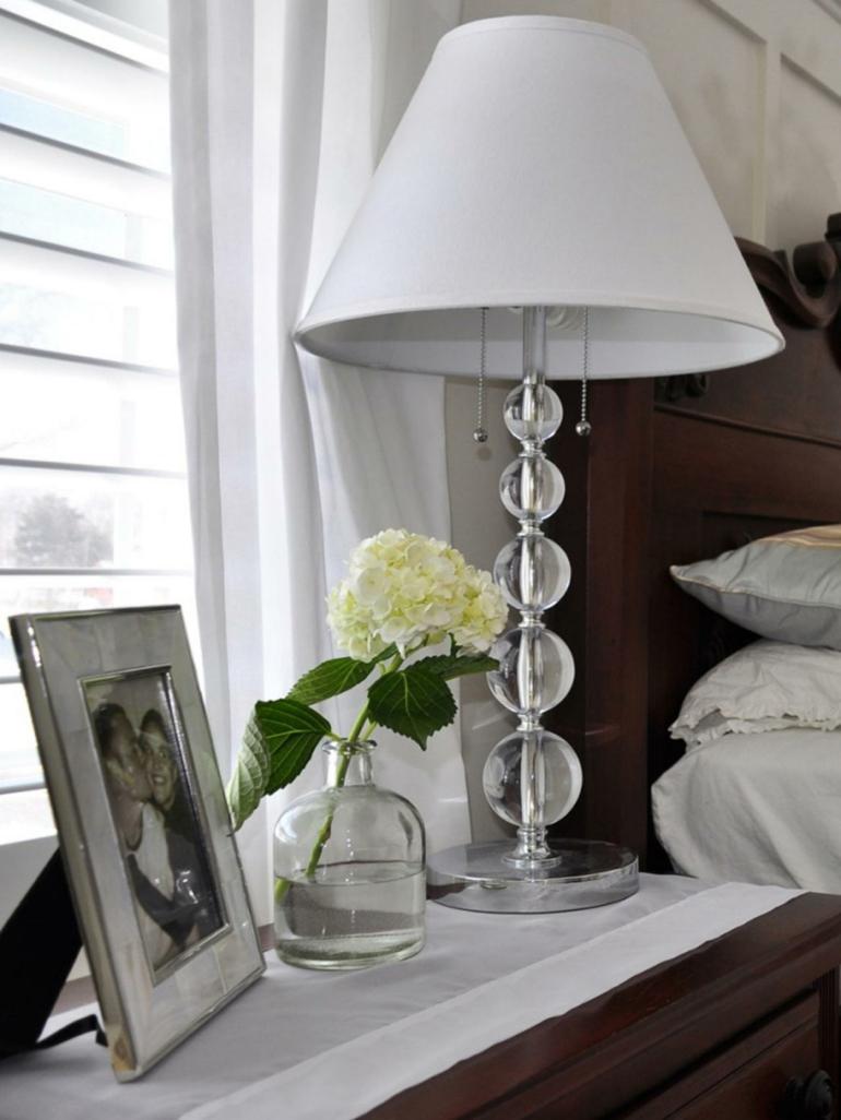 Lamparas de dormitorio  ideas y diseos originales