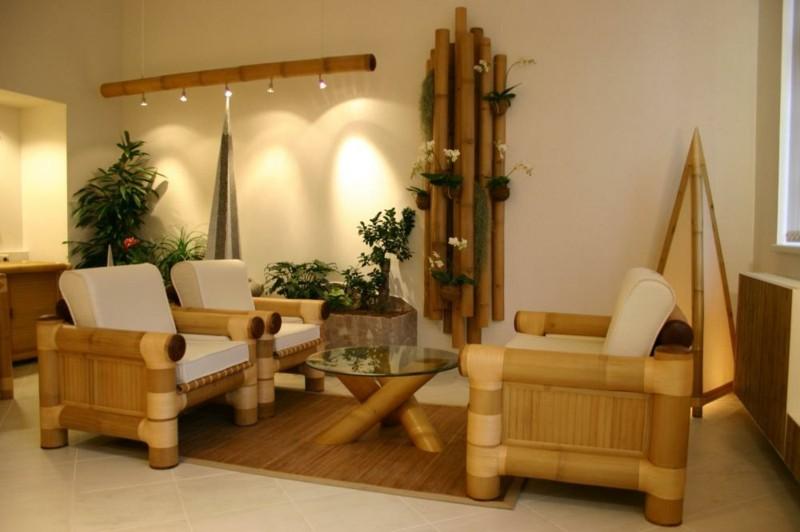 Decoracion etnica para interiores  artesana y color