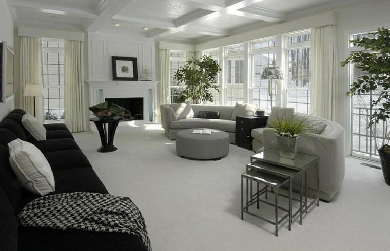 Ideas decoracion de interiores salones originales