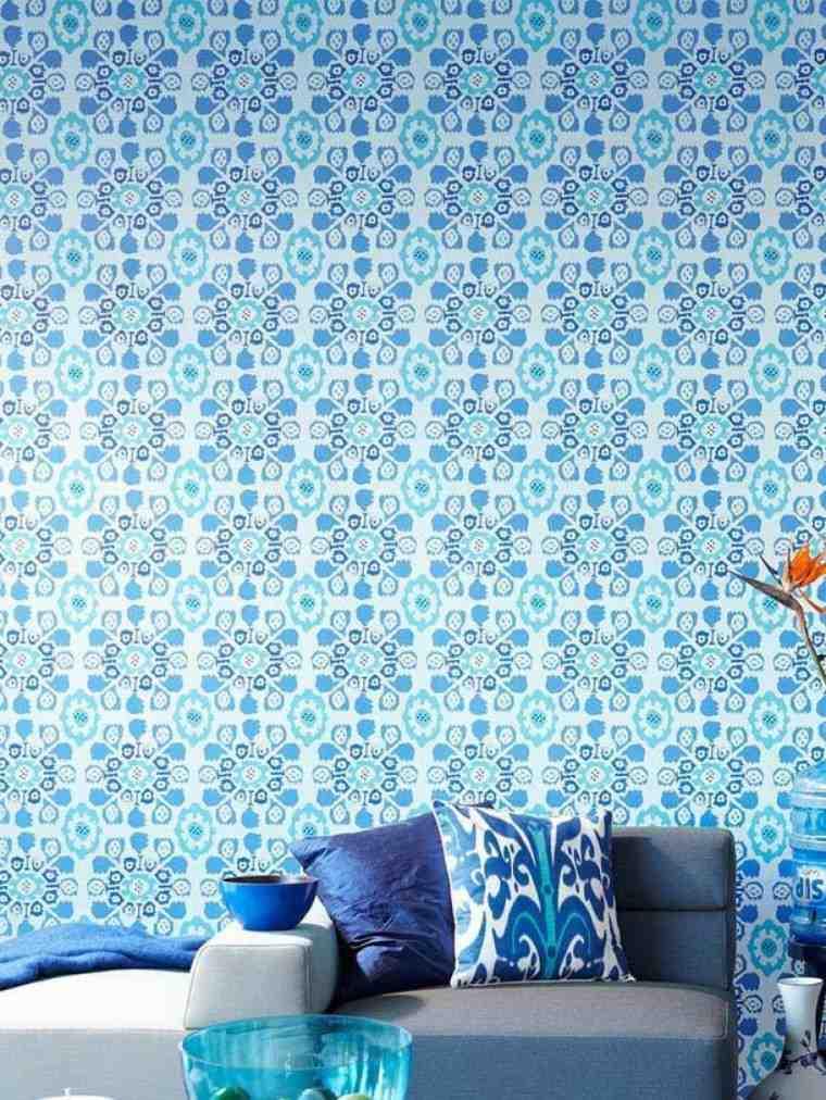 Papel decorativo para la pared con diseo vintage