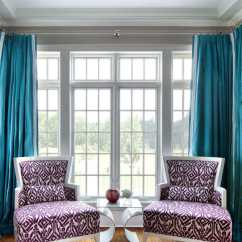 Grey And Purple Living Room Curtains The Best Design Cortinas Para Salon Ideas Transformar Cualquier ...