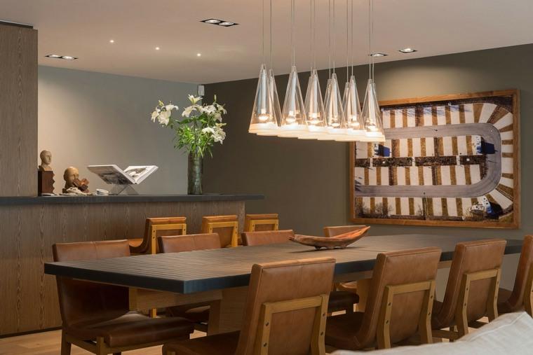 Decoracion comedor moderno en 36 diseos espectaculares