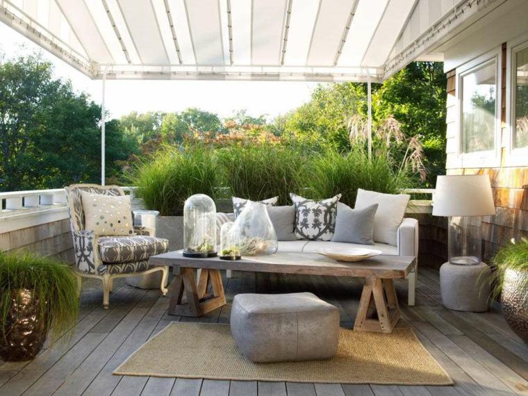 Decoracion de balcones  ideas nuevas para esta primavera