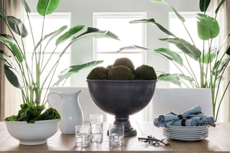 Decoracion mesas de comedor para espacios elegantes