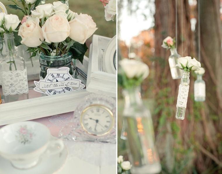 decoracion boda vintage originales adornos estilo retro
