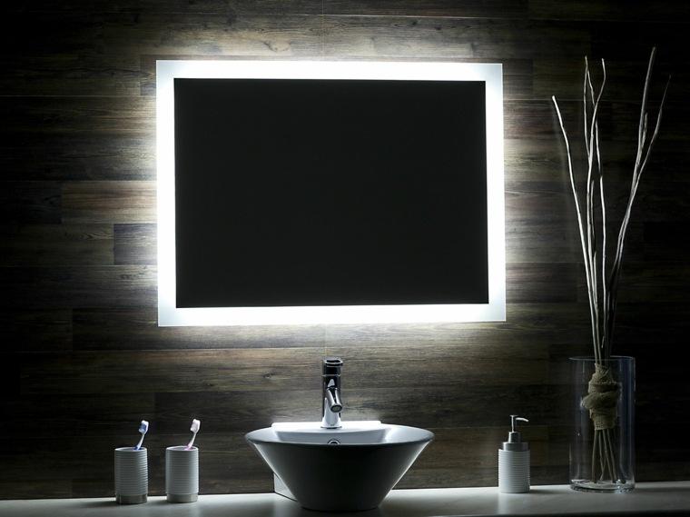 Espejos para bao 25 diseos para decorar la pared