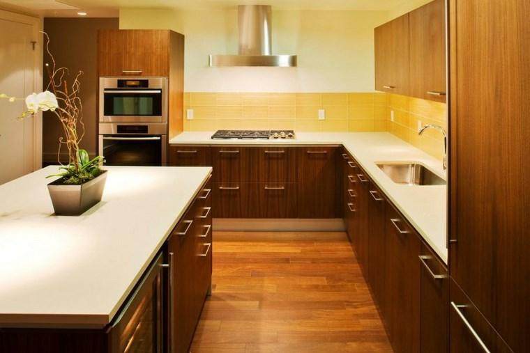 Forma cocinas ms de 50 diseos de cocinas en L