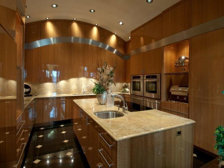 Cocinas en u excelentes creaciones estticas y funcionales