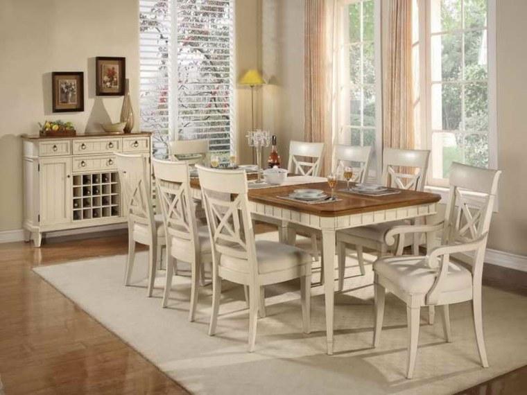 retro kitchen table and chairs set faucet pull out comedores vintage - cómo decorarlos con un toque