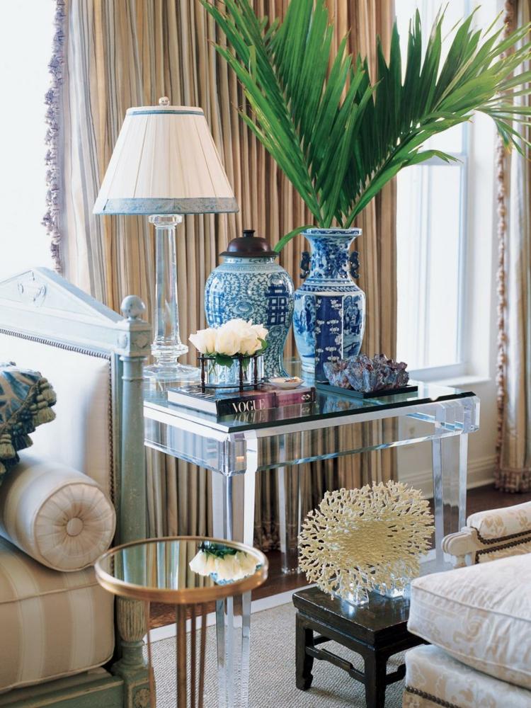Decorar mesa salon y otros elementos de este espacio