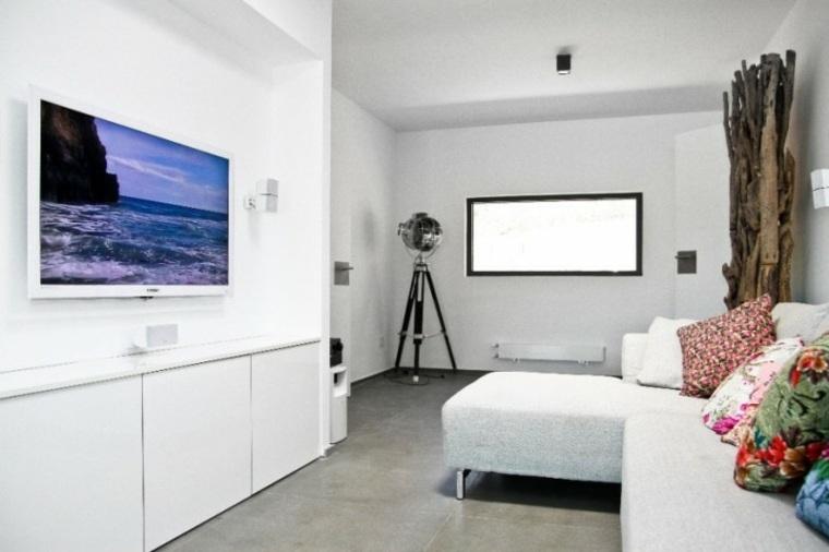 Paredes 50 opciones de televisores en el saln