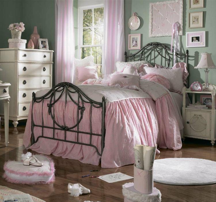 Dormitorios vintage toda la belleza del diseo en casa