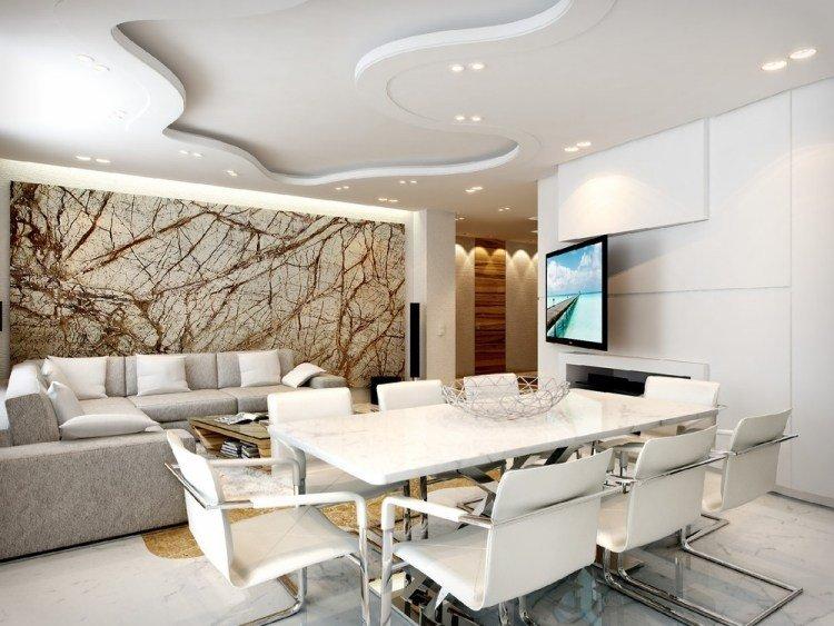 Raumgestaltung Wohnzimmer Esszimmer - Boisholz Wohnzimmer Esszimmer Ideen