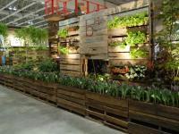 Jardineras verticales - ideas sencillas para colgar plantas