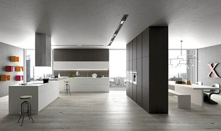 Imagenes cocinas modernas y funcionales que son tendencia
