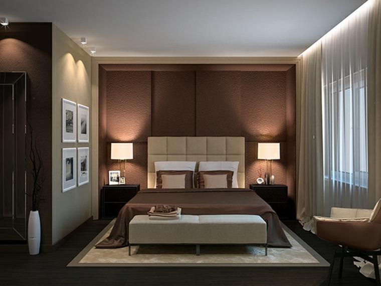 Detalles y mas opciones para decorar el dormitorio moderno