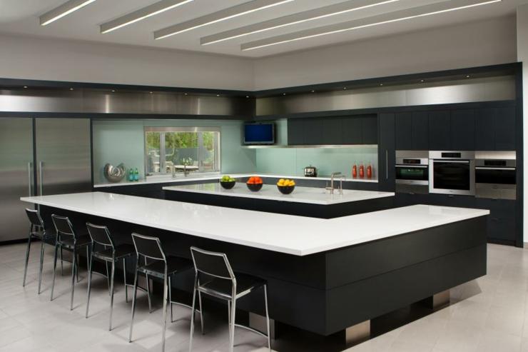 Imagenes cocinas modernas y funcionales con estilo