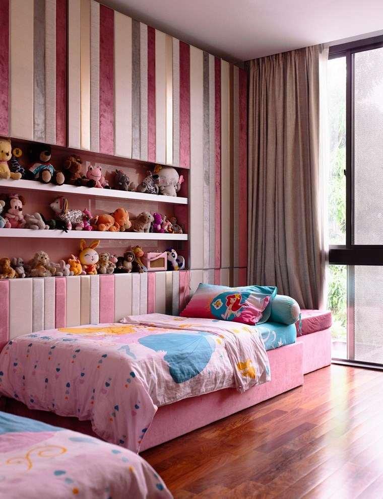 Decorar habitacion nia 102 ideas para chicas ya mayores