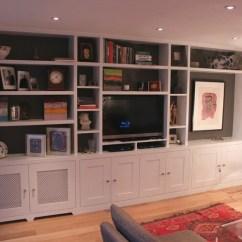 Sofas Modernos Para Sala De Tv Twin Bed Sleeper Sofa Muebles Integrados Con Biblioteca - 75 Ideas Modernas