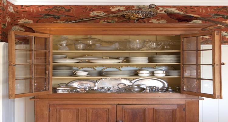 Aparadores y gabinetes de comedor vintage  62 modelos fabulosos