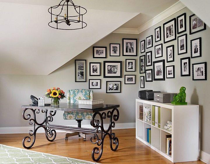 Blanco y negro colores para hacer una oficina nica