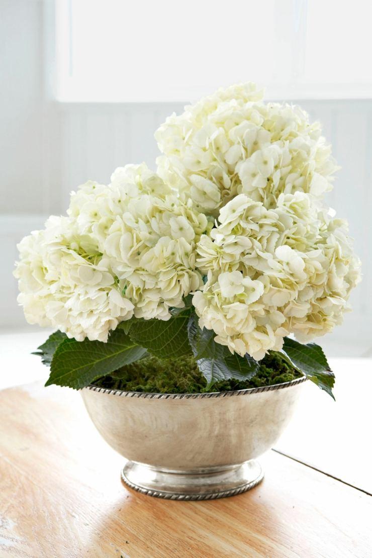 Arreglos florales 26 centros de mesa con flores de primavera