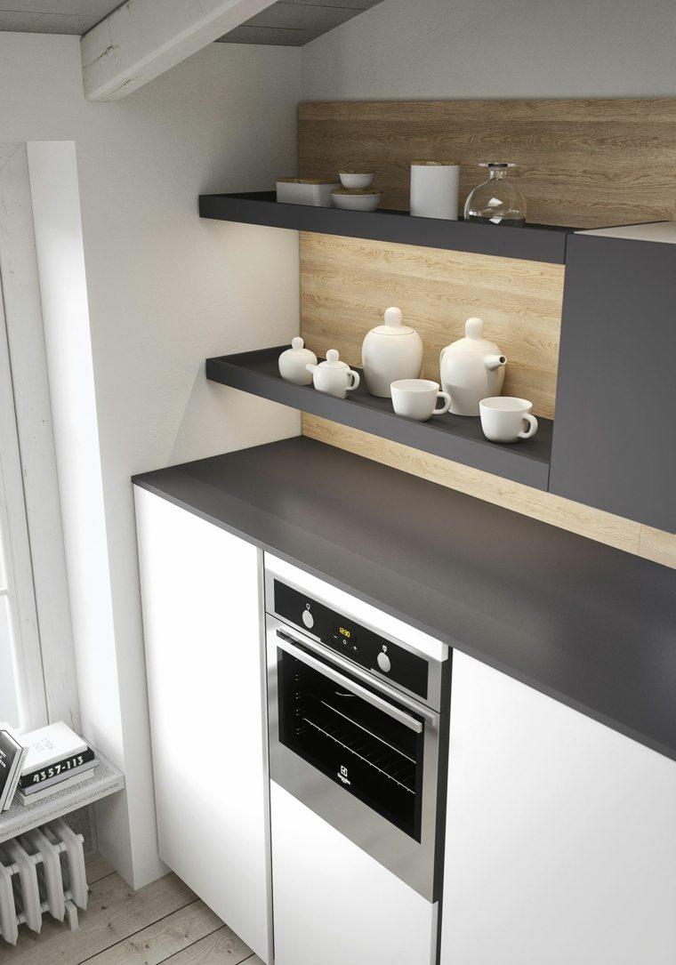Cocinas minimalistas de Snaidero  funcionalidad y estilo