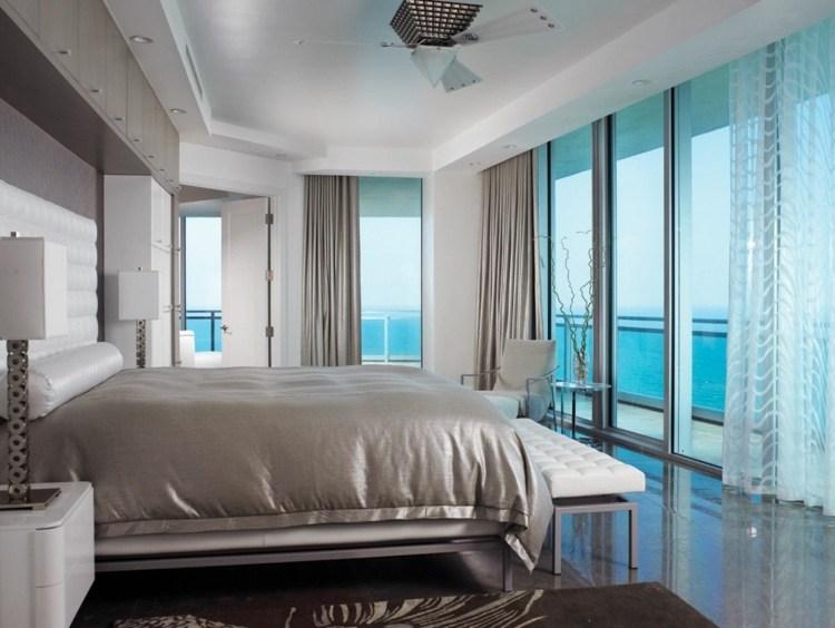 Cortinas para dormitorios  veinticuatro diseos de moda