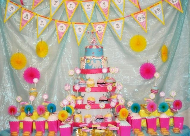 ideas decorar fiesta cumpleaños
