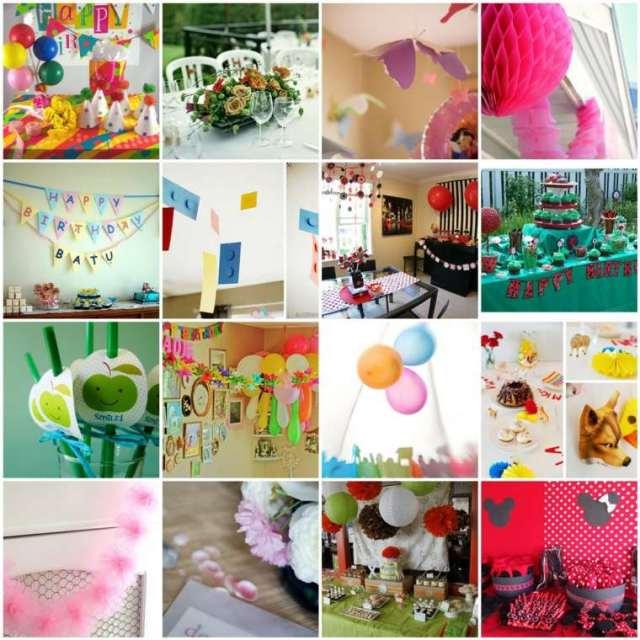 originales ideas decorar fiestas