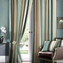 Living Room Designs With Dark Brown Couch Decorating Ideas For Wall Niche Cortinas Modernas Para Salon - 24 Diseños Originales