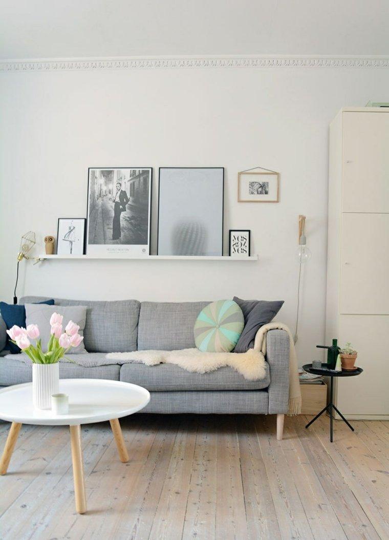 Estilo escandinavo en la decoracin del hogar